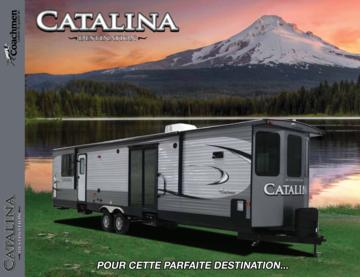 2017 Coachmen Catalina Destination French Brochure