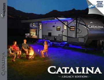 2017 Coachmen Catalina Legacy Edition French Brochure