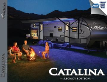 2017 Coachmen Catalina Legacy Edition Brochure