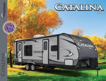 2017 Coachmen Catalina SBX Brochure