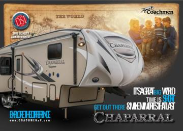 2017 Coachmen Chaparral Brochure