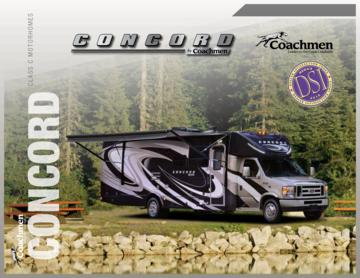 2017 Coachmen Concord Brochure