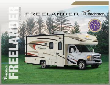 2017 Coachmen Freelander Brochure