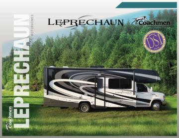 2017 Coachmen Leprechaun Brochure