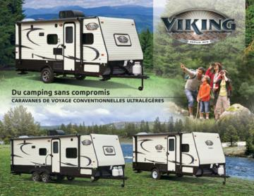 2017 Coachmen Viking Travel Trailer French Brochure
