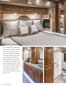 2017 DRV Luxury Suites Mobile Suites Aire Brochure page 6