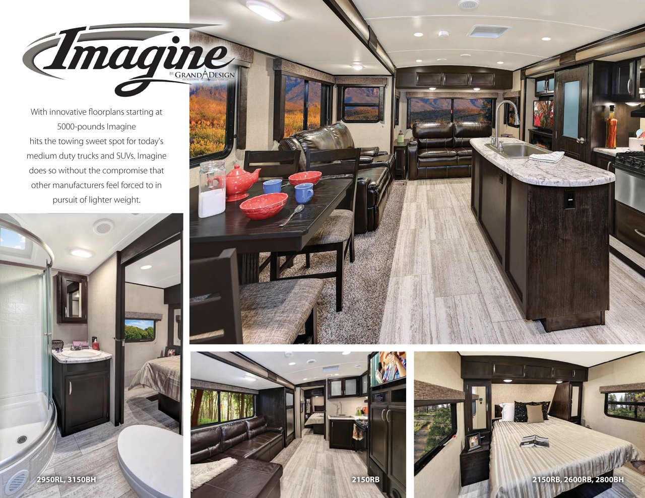 2017 Grand Design Imagine Brochure Download Rv Brochures