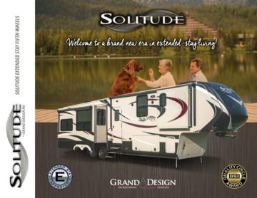 2017 Grand Design Solitude Brochure