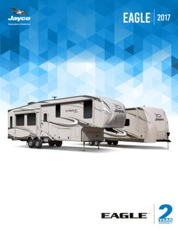 2017 Jayco Eagle Brochure
