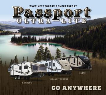 2017 Keystone Rv Passport Elite Brochure