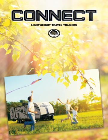2017 KZ RV Connect Brochure