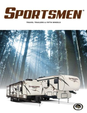 2017 KZ RV Sportsmen Brochure