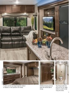 2017 KZ RV Sportsmen Brochure page 5