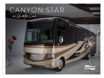 2017 Newmar Canyon Star Brochure