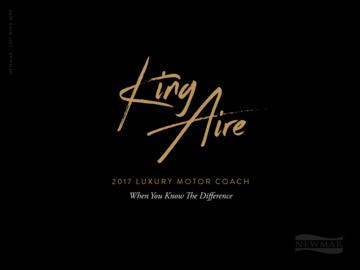 2017 Newmar King Aire Brochure