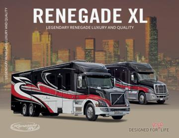 2017 Renegade XL Brochure