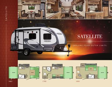 2017 Starcraft Fall Satellite Travel Trailer Brochure