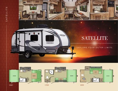 2017 Starcraft Fall Satellite Travel Trailer Brochure page 1