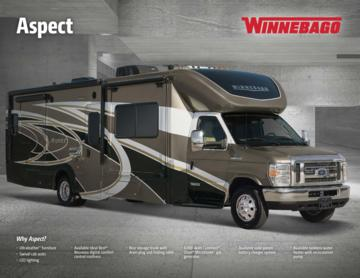 2017 Winnebago Aspect Brochure