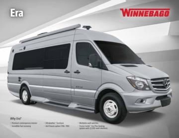 2017 Winnebago Era Brochure