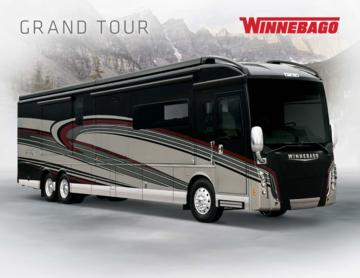 2017 Winnebago Grand Tour Brochure