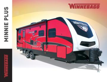 2017 Winnebago Minnie Plus Brochure