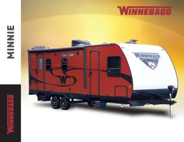 2017 Winnebago Minnie Brochure