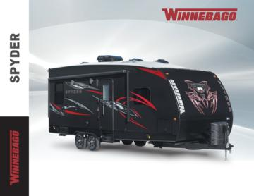2017 Winnebago Spyder Brochure