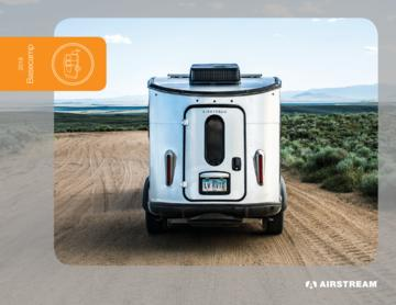 2018 Airstream Basecamp Travel Trailer Brochure