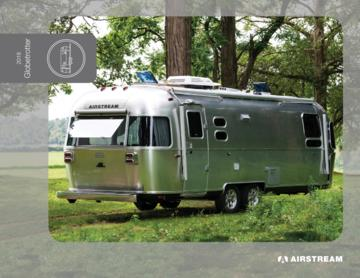 2018 Airstream Globetrotter Travel Trailers Brochure