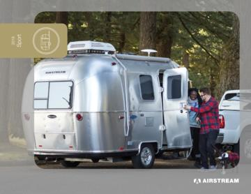 2018 Airstream Sport Travel Trailer Brochure