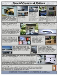 2018 ALP Eagle Cap Truck Campers Brochure page 4