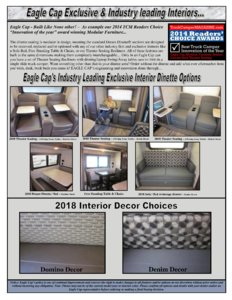 2018 ALP Eagle Cap Truck Campers Brochure page 5