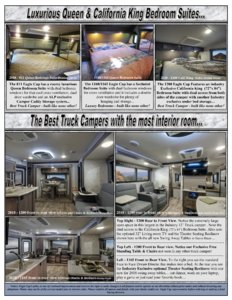 2018 ALP Eagle Cap Truck Campers Brochure page 9