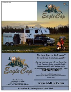 2018 ALP Eagle Cap Truck Campers Brochure page 12