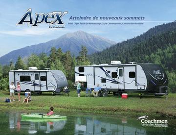 2018 Coachmen Apex French Brochure