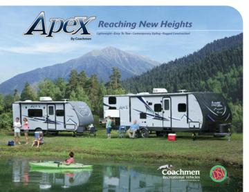 2018 Coachmen Apex Brochure