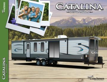 2018 Coachmen Catalina Destination Brochure