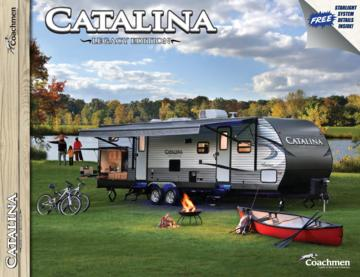2018 Coachmen Catalina Legacy Edition Brochure