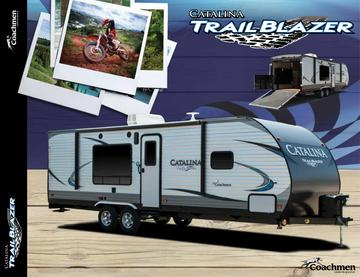 2018 Coachmen Catalina Trailblazer French Brochure
