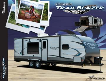 2018 Coachmen Catalina Trailblazer Brochure
