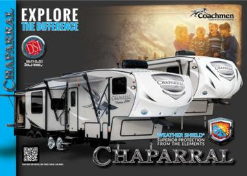 2018 Coachmen Chaparral Brochure