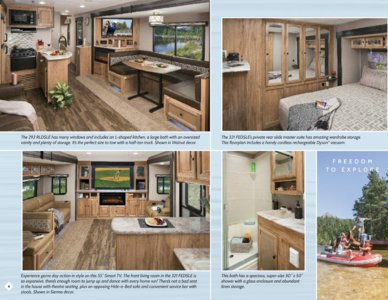 2018 Coachmen Freedom Express Brochure page 4