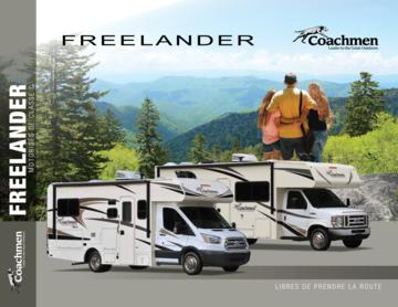 2018 Coachmen Freelander French Brochure