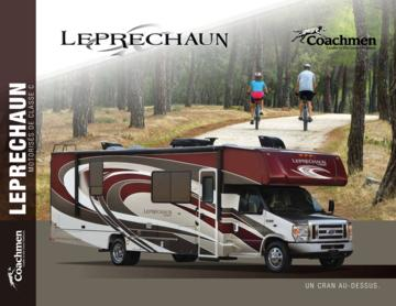2018 Coachmen Leprechaun French Brochure