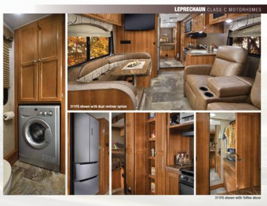 2018 Coachmen Leprechaun Brochure Download Rv Brochures