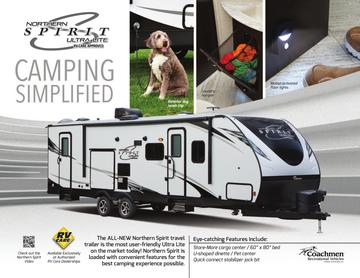 2018 Coachmen Northern Spirit Brochure (Canada)