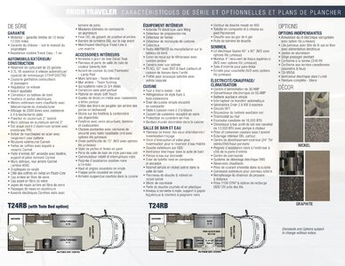 2018 Coachmen Orion French Brochure page 7