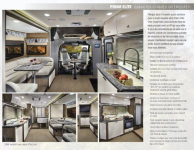2018 Coachmen Prism French Brochure page 3