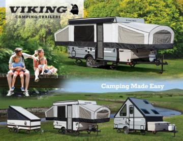 2018 Coachmen Viking Camping Trailer Brochure